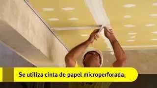 Cómo instalar el sistema Semi Cubiertos Durlock®