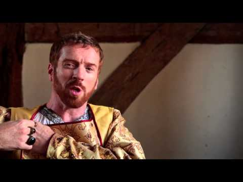 Damian Lewis talks about making of Wolf Hall