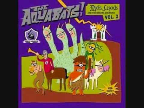 Aquabats - Pizza Day