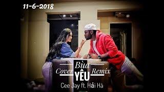 Bùa Yêu (Remix Rap) - Cee Jay ft. Hải Hà   CEE JAY OFFICIAL