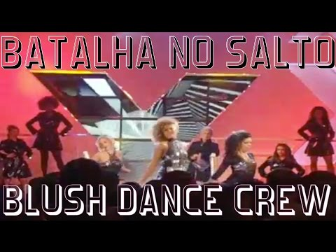 BATALHA NO SALTO (TV XUXA) | Blush Dance Crew | Choreographed by Rafa Santos
