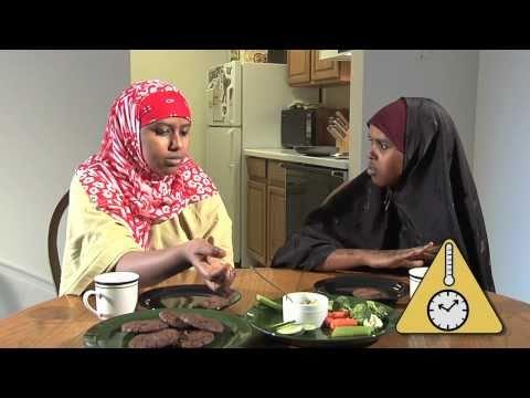 Keep Your Food Safe (Somali version)