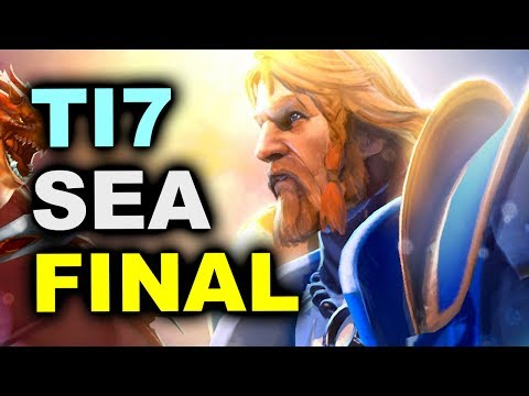 TI7 SEA Qualifier FINAL - Execration vs Clutch Gamers DOTA 2