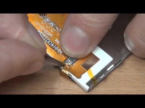 Восстановить сенсорный экран своими руками 22