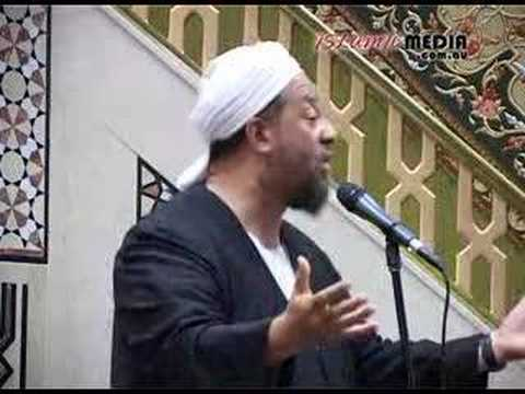 Understanding your Condition by Abdullah Hakim Quick Video