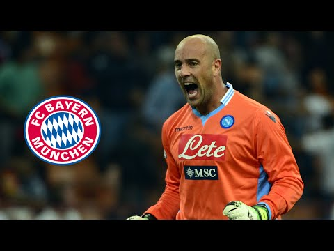 Pepe Reina - Welcome to Bayern München - Best Saves - 2013/14 HD