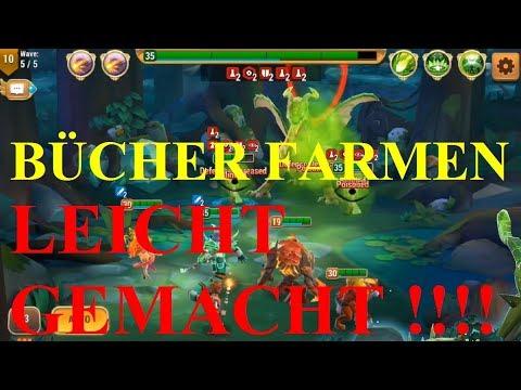 EVENT   BÜCHER FARMEN   SCHNELL UND SICHER   ARENA UPDATE   Might and Magic Elemental Guardians