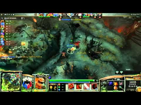 Dota 2 Rambulan #11: Finals: Kantot Kalimot Vs Swagout video