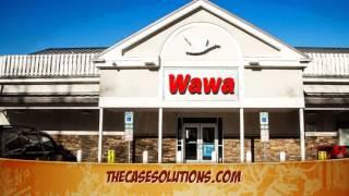 Wawa Inc. mannequin challenge store 8048!