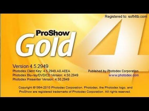 Photodex ProShow Gold имеет в арсенале 170 эффектов перехода между.