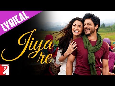 Jiya Re - Song With Lyrics - Jab Tak Hai Jaan video