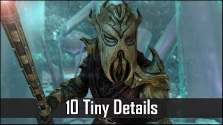 Skyrim: Yet Another 10 Tiny Details That You May Still Have Missed in The Elder Scrolls 5 (Part 35)