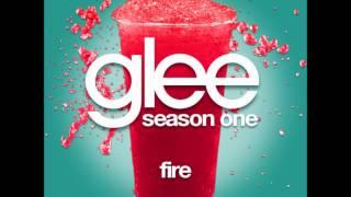 Fire - Glee