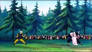 Dragon Ball Z- Gohan Meets General Tao