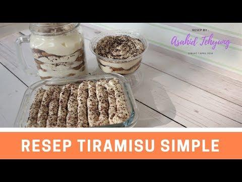 How To Make Original Tiramisu