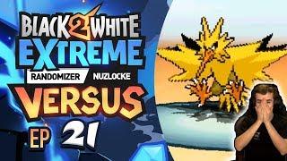 SUPRA STRATS - Pokémon Black/White 2 EXTREME Randomizer Nuzlocke Versus w/Supra! Pt 21