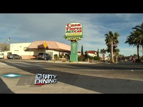 Casa Flores Dirty Dining