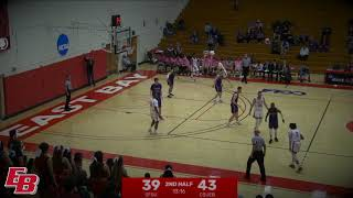 Cal State East Bay Men's Basketball Highlights vs SF State