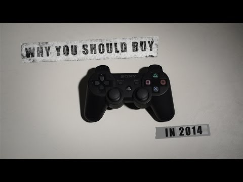 Why You Should Buy a PS3 in 2014