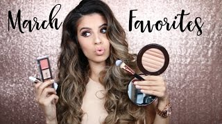 March Beauty Favorites 2016 | Laura Lee