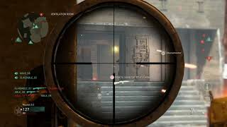 """NEW WW2 MAP """"VALKYRIE"""" 40 KILL EARLY SNIPING GAMEPLAY!"""