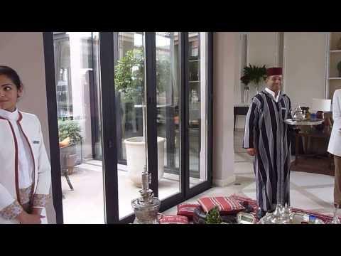 MOROCCO - Four Season Hotel Marrakech | Morocco Travel - Vacation, Tourism, Holidays  [HD]
