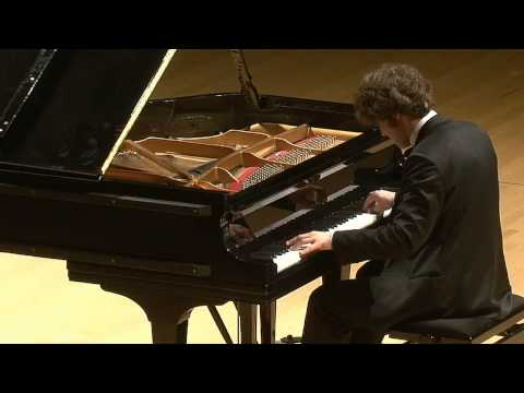 Liszt - Sonata in B Minor - Lukas Geniusas - 2011