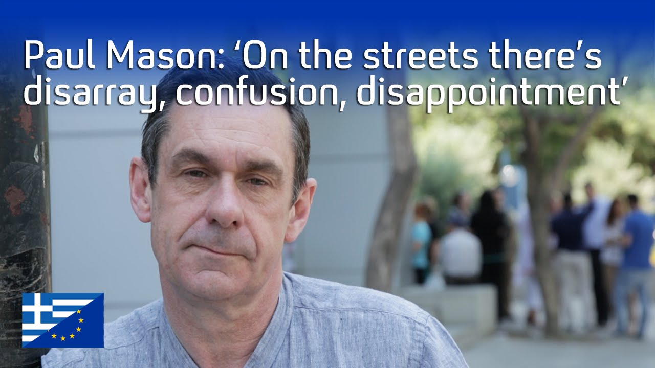 Has Alexis Tsipras given too much ground on Greek debt deal?  Paul Mason (Episode 3)