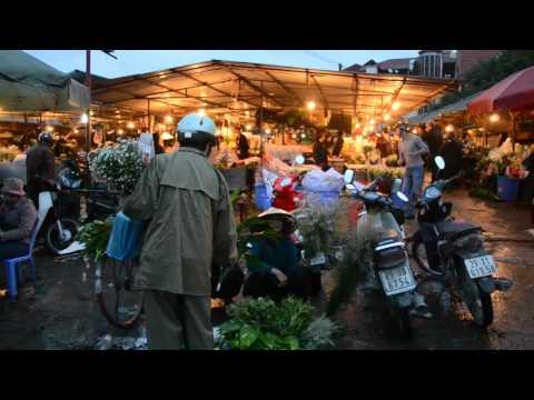 Guide to Hanoi Flower Market – VietnamOnline.com