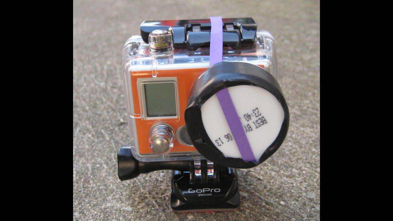 Lens Cap Gopro Diy Gopro Protective Lens Cap