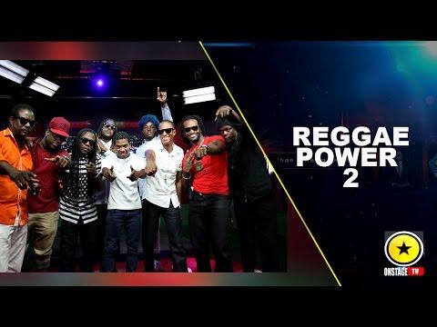 All Star Lineup for Reggae Power 2