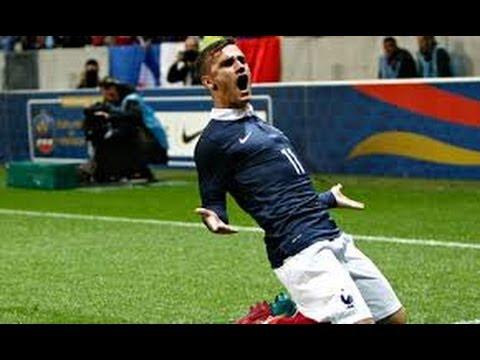 Antoine Griezmann vs Paraguay HD