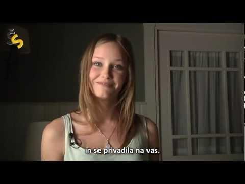 Lucía Guerrero je Leire (Luna: Skrivnost Calende)