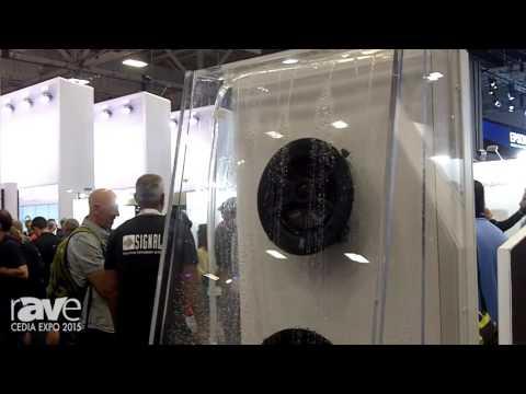 CEDIA 2015: HARMAN's Revel Unveils Revel Extreme Climate XC Series of Flushmount Loudspeakers