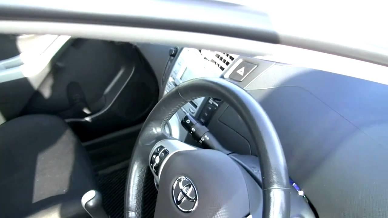 Toyota Yaris 1.0 VVT-i SOL High Spec 2006 - YouTube