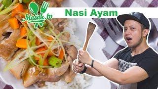 Nasi Ayam Feat PokoPow