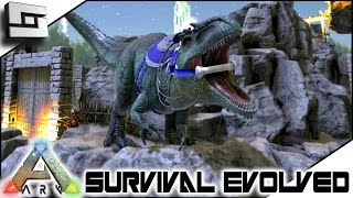 ARK: Survival Evolved - TAMING A GIGANOTOSAURUS! S3E95 ( Gameplay )
