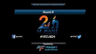 VEC - Round 8 - 24 hours of Le Mans - Part 1