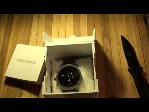 Diesel dz4254. Посылка с Ebay.