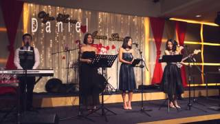 Danz Event Management 6pcs Band