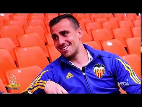La entrevista exclusiva de El Chiringuito a Paco Alcácer