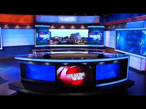 WSYR TV News Set YouTube