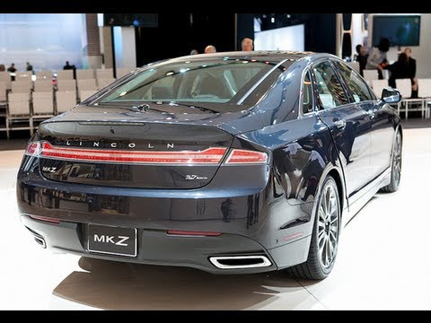 2013 Lincoln Mkz >> 2014 Lincoln MKZ Luxury Sedan - The Driver - YouTube