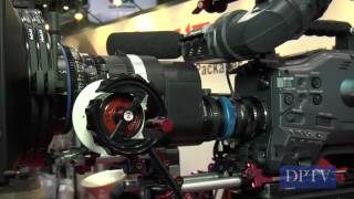 Depth of Field Adapters at NAB 2009