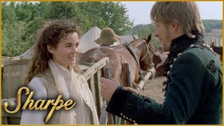Sharpe Meet Lord Wellington's Relatives | Sharpe