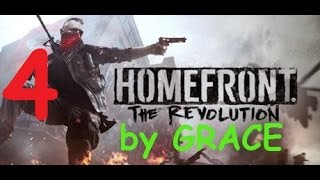 HOMEFRONT THE REVOLUTION gameplay ITA EP 4 DISTRETTO 15 by GRACE