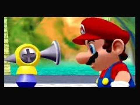 Mario Sunshine Movie 1