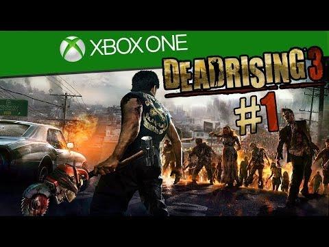#1 Zagrajmy W Dead Rising 3 - Wojna Z Zombiakami - Polski Gameplay (Xbox One)