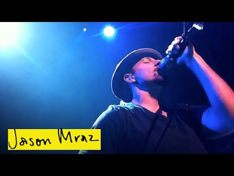 "Jason Mraz - ""Plane"" (Filmed Live at Madison Square Garden on Vyclone)"