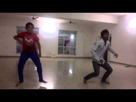 Bhangra and folk fusion Dance
